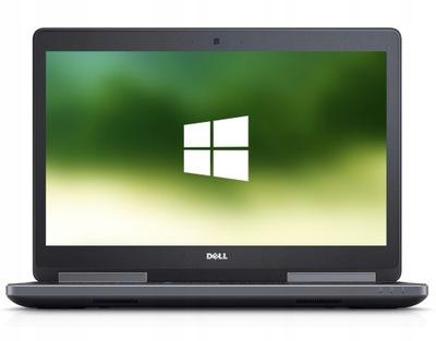 DELL Precision 7720 * 1920x1080 * 32GB 512GB SSD
