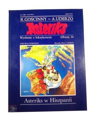 ASTERIKS W HISZPANII 99 r. wyd. z leksykonem