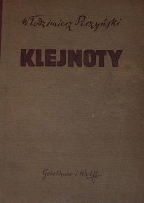 Włodzimierz Perzyński - KLEJNOTY. 1948.