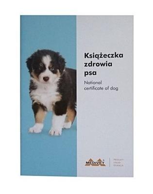 Книга здоровья собаки международная