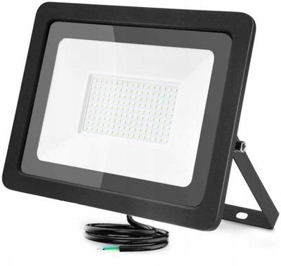 Naświetlacz LED SLIM 50W halogen lampa 2 kolory