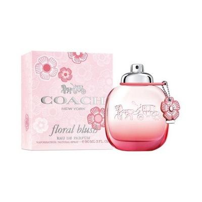 perfumy damskie coach new york flora