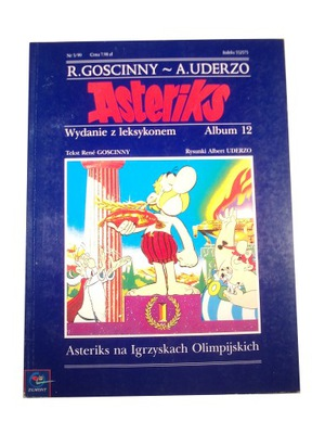 ASTERIKS NA IGRZYSKACH 99 r. wyd. z leksykonem
