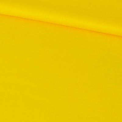 Tkanina Jednokolorowa Bawełna Gładka żółta wz410