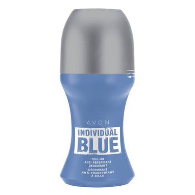 Avon Individual Blue 50 ml antyperspirant B&B