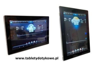 """Tablet na ścianę 10"""" PoE Z-wave ZigBee PX30"""