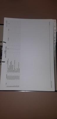 MF MASSEY FERGUSON 7465 7475 7480 KATALOG PIEZAS DE REPUESTO