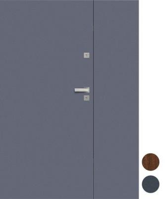 двери ВХОДНЫЕ ДВУСТВОРЧАТЫЕ ЮПИТЕР гладкий 120