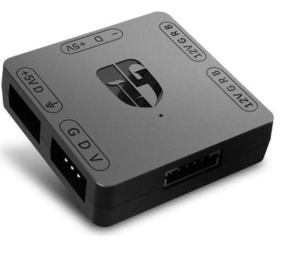 DEEPCOOL RGB CONVERTOR 5V do 12V RGB adapter
