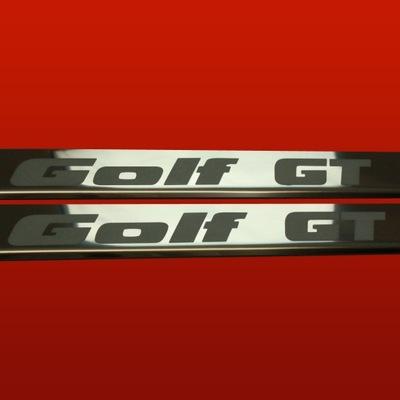 BRIDAS PARA UMBRALES LUSTRE VW GOLF II MK2 (GOLF GT)