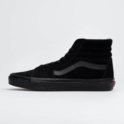 Vans Sk8 Hi czarny buty portowe obuwie buty do40