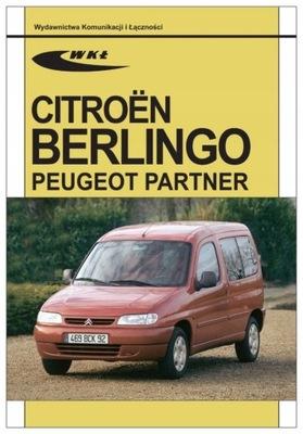Citroen Berlingo Peugeot Partner ins Sam naprawiam