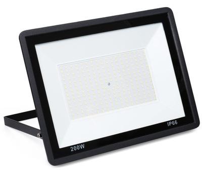 HALOGEN LED 200W NAŚWIETLACZ LAMPA IP66 19000 lm