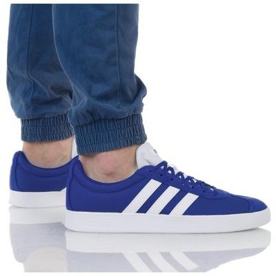 ADIDAS VL COURT 2.0 buty sportowe męskie 42 26,5cm