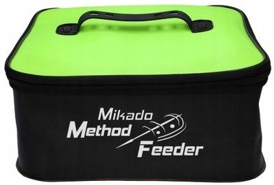 Uniwersalne pojemniki i torby Method Feeder