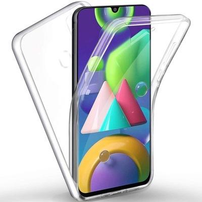 Etui Pełne 360 przód i tył do Samsung Galaxy M21