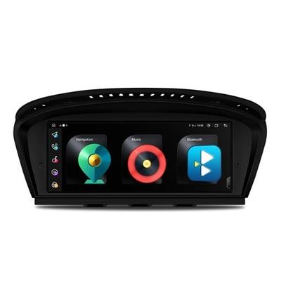 RADIO NAVEGACIÓN ANDROID 10 BMW 3/5 E90 E91 E60 E61