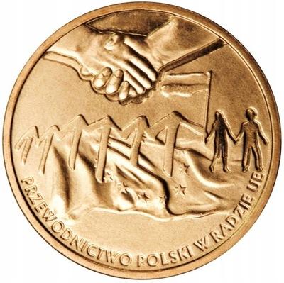 2 ZŁOTE GN -2011- PRZEWODNICTWO W RADZIE UE UNII