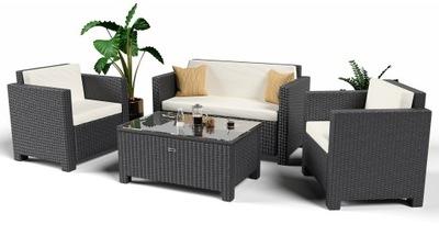 Мебель садовое ротанга металлическая конструкция