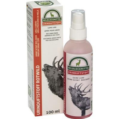 Syntetyczna uryna jelenia / na byka / rykowisko