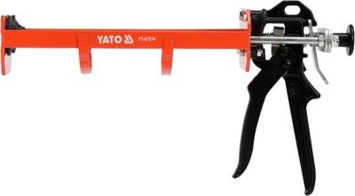 YATO ZBRAŇ DUAL NA HMOTNOSŤ ŠVY SILIKÓNOVÝ 245mm