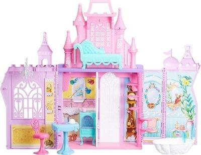 Disney Princess Księżniczki Przenośny Duży Zamek