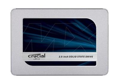 Dysk Crucial 500GB 2,5'' SSD Ultimate MX500 TLC
