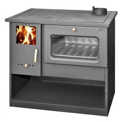 МЕТАЛЛИК печь Кухня углеродная с духовкой 14kW
