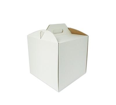 Opakowanie tort 26x26x25cm karton pudełko /10 szt.