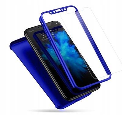 OBUDOWA 360 + SZKŁO HARTOWANE iPhone XS MAX
