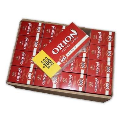 Gilzy Orion 500 Szt Gilzy Tutki Papierosowe Allegro Pl