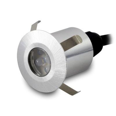 Лампа LED ГЕРМЕТИЧЕСКИЕ IP65 водоем LED Ноль .5W 230