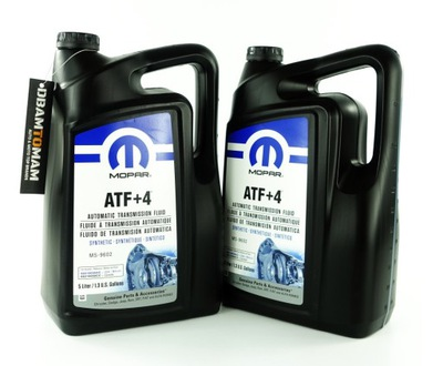 MOPAR ATF +4 10L JEEP CHRYSLER DODGE + В ПОДАРОК