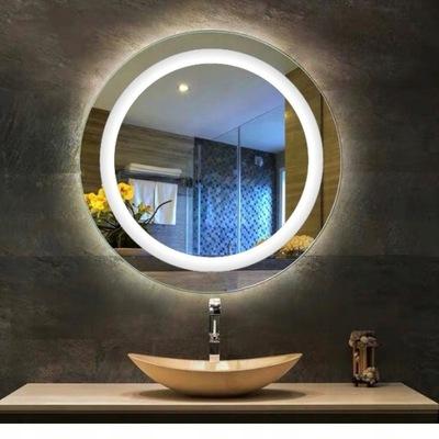 Okrúhle zrkadlo MAIA s LED osvetlením 50