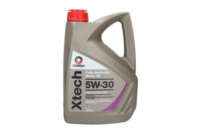 Olej silnikowy Comma X-TECH 5W30 4L