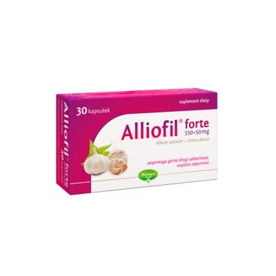 Alliofil forte, 30 kapsułek