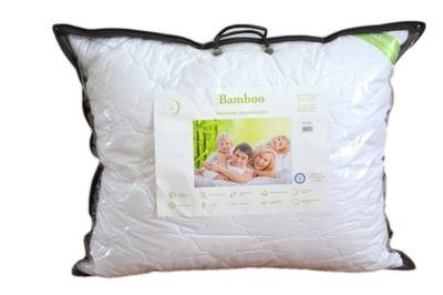 подушка bamboo 70x80 антиаллергическое POLDAUN