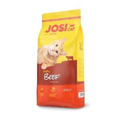 JOSERA JOSICAT TASTY BEEF 18 KG