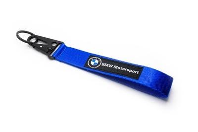 SMYCZ SMYCZKA PARA LLAVES BMW AZUL COLGANTE