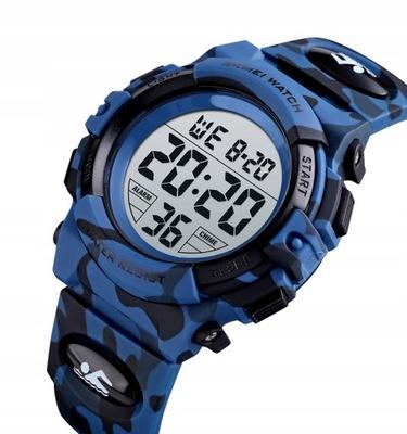 Zegarek dziecięcy SKMEI elektroniczny WODOODPORNY