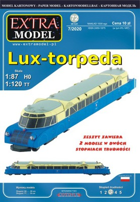 Lux-torpeda 2 модели H0/TT_Extra Модель