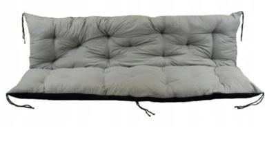 подушка на скамейку качели 120x60x50 водонепроницаемый