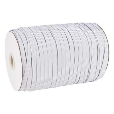 gum001 белая резинка ??? пошива масок 6мм 1mb