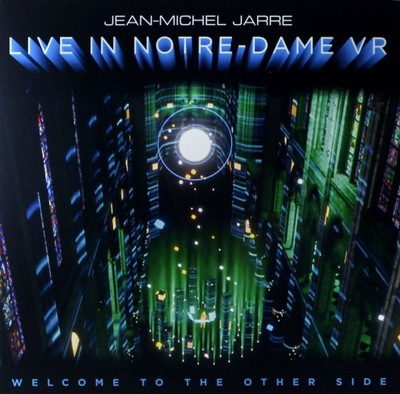JEAN-MICHEL JARRE: WELCOME TO THE OTHER SIDE (WINY