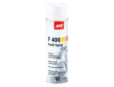 Preparat penetrujący do profili przeźroc F400 0,5l