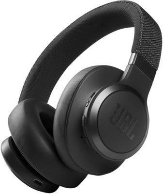 Słuchawki nauszne JBL Live 660NC ANC Czarny