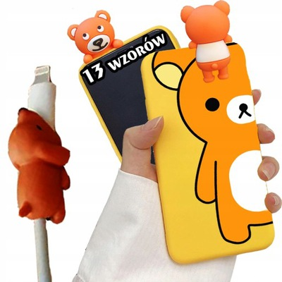 Etui MIŚ wzory GRATIS Samsung Galaxy A50 i A30s