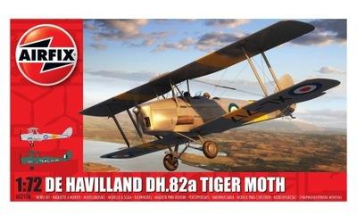 De Havilland DH.82a Tiger Moth модель Airfix