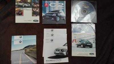 PREZENTACJE CD COCHES BMW FORD SUBARU CITROEN