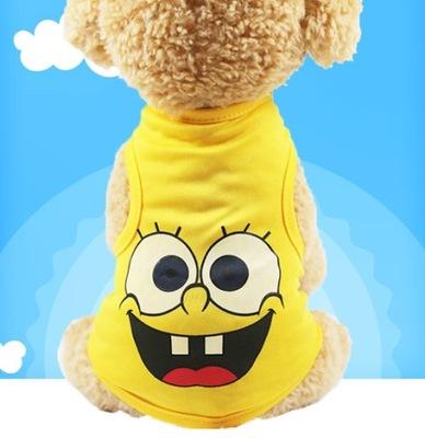 футболки ФУТБОЛКА собаки одежды Йорк S Спанч ???